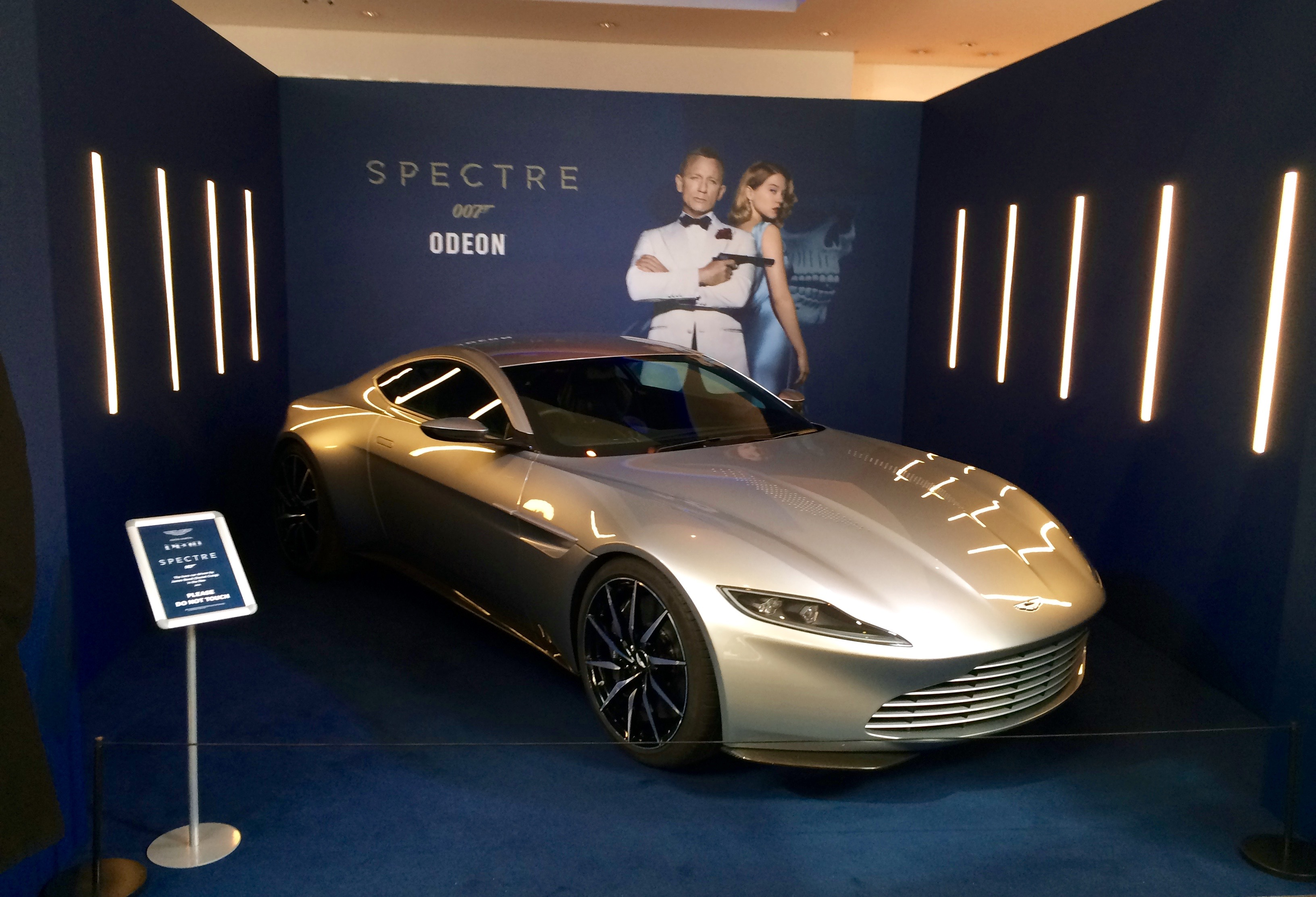 james bond spectre  u2013 odeon leicester square