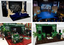 Trinity Set & Stage can design your stage as well as build it